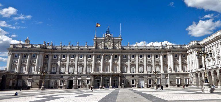 Palacio Real Madrid guia turistico