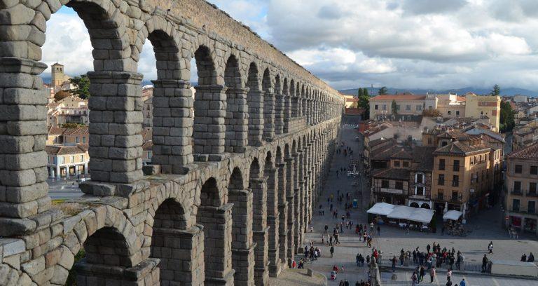 Acueducto tour Segovia Madrid guia oficial